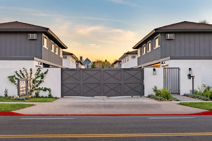 Plaza Townhomes